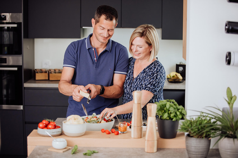 Steffi und Marc Sinzenich vom Foodblog Gaumenfreundin
