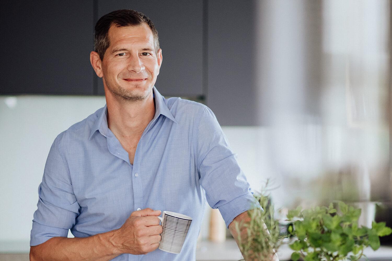 Marc Sinzenich vom Foodblog Gaumenfreundin