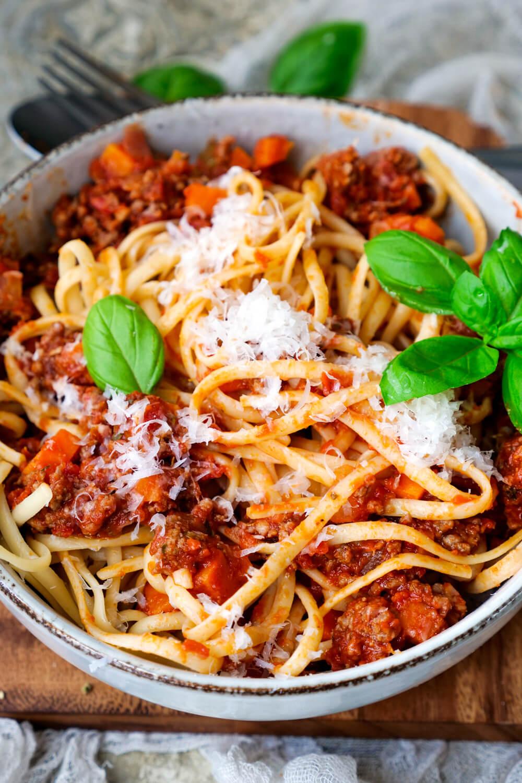 Bolognese-Sauce selber machen