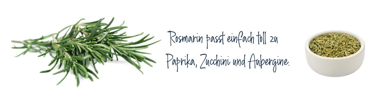Wozu verwendet man Rosmarin beim Kochen