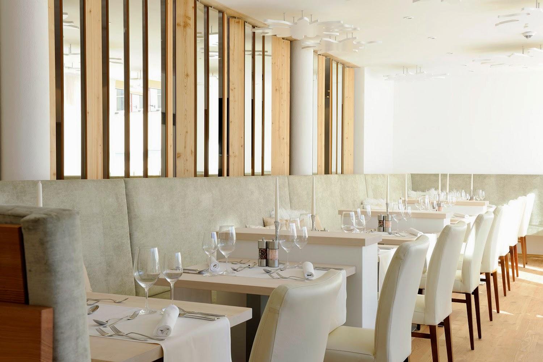 Hotel Hubertus Alpin Lodge & Spa - Balderschwang - Restaurant-Stube