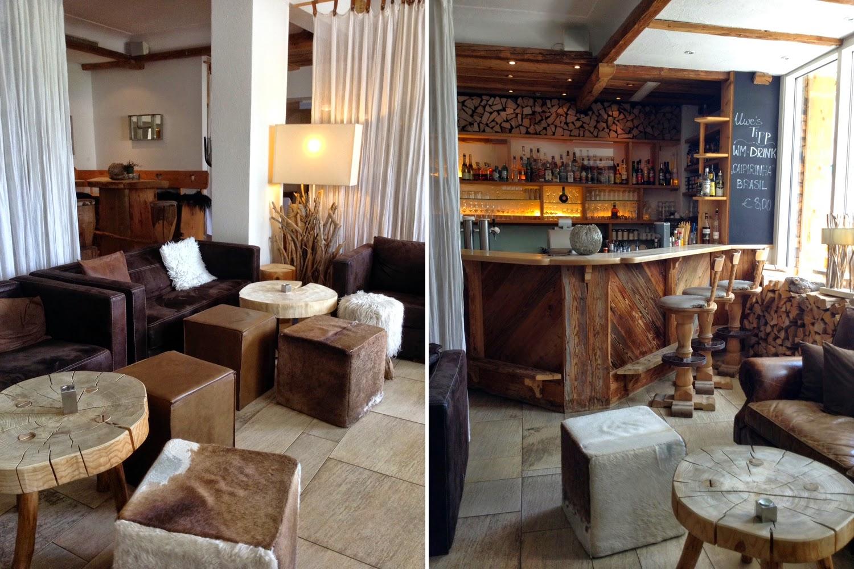 Hotel Hubertus Alpin Lodge & Spa - Balderschwang - Hotelbar