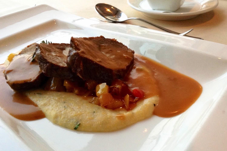 Hotel Hubertus Alpin Lodge & Spa - Balderschwang - Abendessen