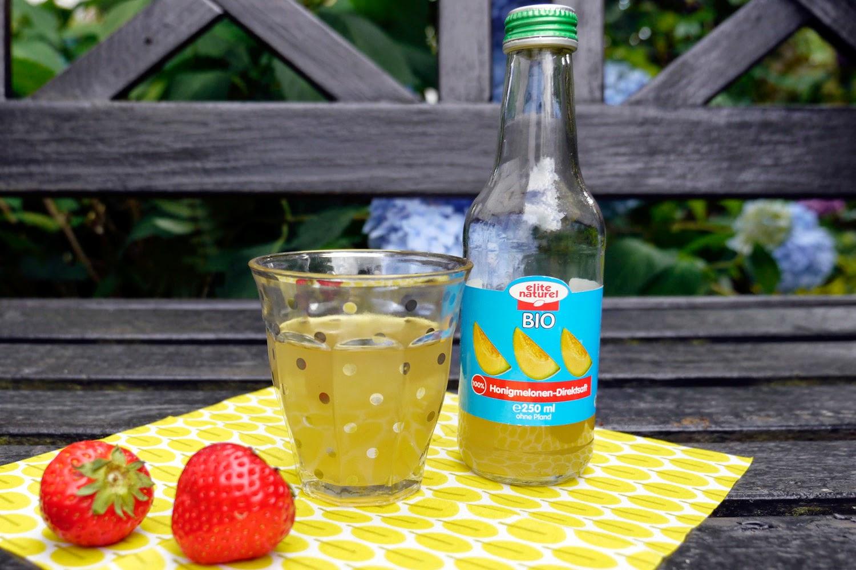 Granar.de - Bio-Honigmelonen-Direktsaft der Marke Elite Naturel