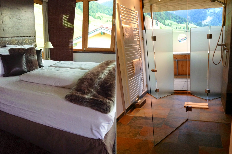 Hotel Hubertus Alpin Lodge & Spa - Balderschwang - Adlerhorst Suite
